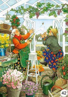 Ilustração de Inge Löök