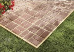 Patio Pal Quick Brick System