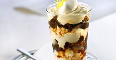 """Trifli er vel i kategorien """"gammeldags"""" desserter, men nøj... hvor smager de stadig godt!"""