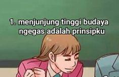 Quotes Rindu, Quotes Lucu, Art Quotes Funny, Mood Quotes, Memes Funny Faces, Funny Kpop Memes, Lol Text, Drama Memes, Reminder Quotes