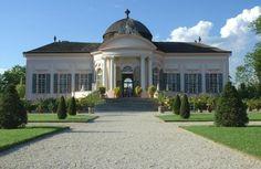 Garden Pavilion at Melk Abbey - Austria