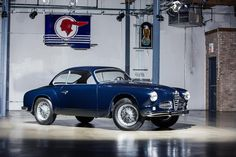 1952 ALFA ROMEO 1900C SPRINT COUPE  Chassis no. AR1900C*01227 Engine no. AR1308*00218, Coachwork by Touring Chassis.