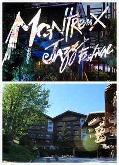 l MONTREUX JAZZ FESTIVAL l Profitez de cet événement unique pour séjourner au Chalet RoyAlp Hôtel & Spa à Villars-sur-Ollon (30min de Montreux). Journée rafraîchissante à la montagne et nuit festive au bord du lac vous attendent!!! Montreux Jazz Festival, Le Havre, Spa, Unique, Alps, Mountain, Night