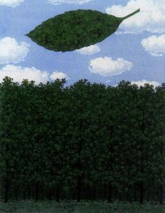 Rene Magritte - chorus` `la sfinge
