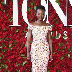 Black actors, musicians, directors and producers are having a major moment, on and off Broadway. Their style on the red carpet at the 70th Annual Tony Awards is no exception. From to Luptita Nyong'o, to Danai Gurira, to Cynthia Erivo-see all the winning looks of the night.