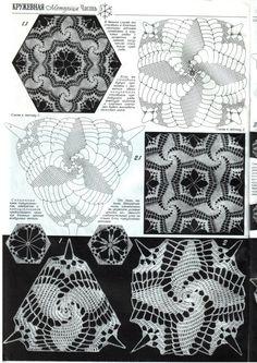 Gallery.ru / Фото #1 - Мотивы для вязания - angebaltik