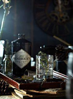 Hendricks Gin - the best.