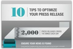 10 ways to draw more attention to your press release | Articles | Main