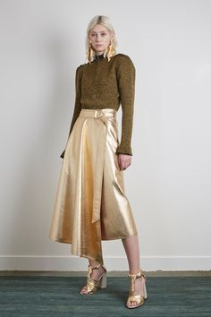 Véronique Leroy Pre-Fall 2016 Collection Photos - Vogue