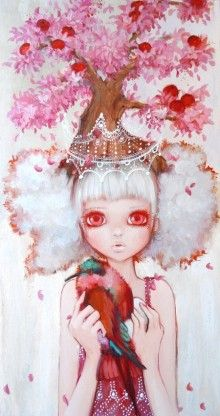 Apple Tree Queen by Camilla D'errico