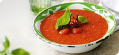 Roasted Tomato and Basil Soup (0 syns)