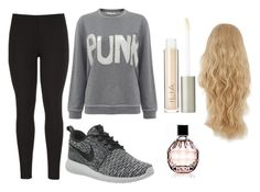 """School Wear"" by hermioneizzy101 ❤ liked on Polyvore featuring Bella Freud, maurices, Ilia, Jimmy Choo and NIKE"