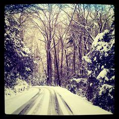 Winter in Gatlinburg