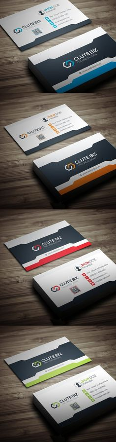Galaxy Corporate Business Card Template Visitcard Design Download Graphicriver Item 12591521refksioks