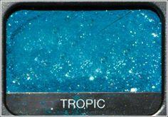 tropical glitter