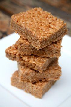 Vegan Rice Krispies Treats with Protein Powder | POPSUGAR Fitness