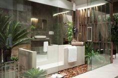 Badezimmer Ideen 2015 – 13 neue Designtrends im Bad