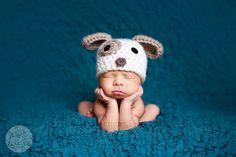Squishy Newborn Baby Boy | Ashland, MA Newborn Photographer | Jessie Clicks Photography