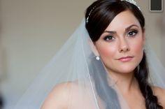 22 Natural Bridal Makeup Looks by Pennsylvania Artist Béke Beau - MODwedding