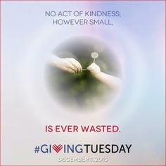 So What's the Story with #GivingTuesday? | Amy Neumann | LinkedIn