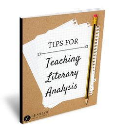 Do your homeschool students know how to analyze what they are reading? Do you know how to teach them to identify the key literary elements in the books they are reading? Our Tips for Teaching Literary Analysis mini-course is a great complement to any book or homeschool literature program you are currently using!