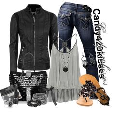 """Untitled #669"" by candy420kisses on Polyvore"