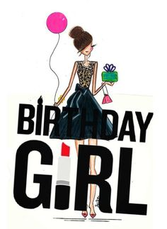 super Ideas for birthday girl quotes feelings Birthday Quotes For Her, Happy Birthday Girls, Happy Birthday Meme, Happy Birthday Messages, Happy Birthday Images, Birthday Pictures, Birthday Greetings, Birthday Wishes, Birthday Month