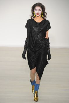 Vivienne Westwood Red Label RTW Fall 2013