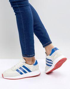 Damen Adidas Originals HAVEN Fitnessschuhe Low Icy Blue