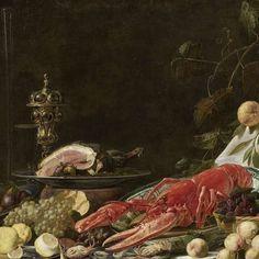 Stilleven, Adriaen van Utrecht, 1644 - Still lifes - Works of art - Explore the collection - Rijksmuseum
