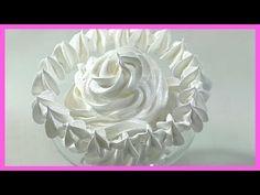 The Best Egg Cream. Cream For Decorating Cakes and Desserts. Fondant Flower Cake, Fondant Bow, Fondant Cakes, Chocolate Fondant, Modeling Chocolate, Egg White Frosting, Fondant Figures Tutorial, Handbag Cakes, Swiss Meringue Buttercream