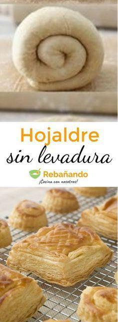 Pasta dough recipes crusts 57 ideas for 2019 Pie Crust Recipes, Pastry Recipes, Bread Recipes, Baking Recipes, Venezuelan Food, Sweet Dough, Pan Dulce, Bread And Pastries, Dough Recipe