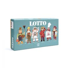 I want to be Lotto by londji Games Box, Card Games, Lotto Games, Board Game Design, Memory Games, Puzzle Toys, Jouer, New Toys, Toy Chest