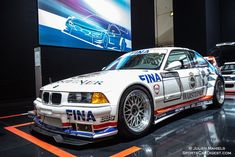 BMW M3 E36 Race Car