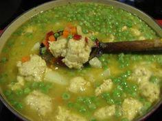 Cookistry: Turkey Dumplings? Oh my!