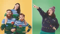 Retro Jumpers: A Vintage Lookbook For Sassy People image