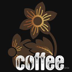 Coffe Flowers Like Nature
