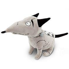New Disney Store Tim Burton Frankenweenie Sparky Plush Stuffed Animal Dog Tim Burton, Dog Toys, Kids Toys, Disney Plush, Disney Merchandise, Heart For Kids, Plush Dolls, Dinosaur Stuffed Animal, Stuffed Animals