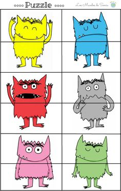 Monster Theme Classroom, Classroom Themes, Feelings Book, Feelings And Emotions, Kids Coping Skills, Emotions Preschool, April Preschool, Reading Tree, Daycare Curriculum