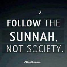 #follow sunnah