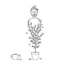 "lustik: ""The Ordinary Young Man by Fernando Cobelo via INAG. Artists on tumblr """