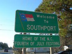 Visit Southport North Carolina