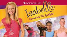 "Check out ""Isabelle Dances Into the Spotlight"" on Netflix"