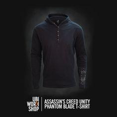 The Assassin's Creed Unity - Phantom Blade T-Shirt