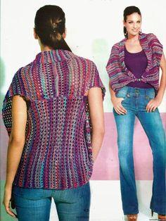 Veronica crochet y tricot...: circular