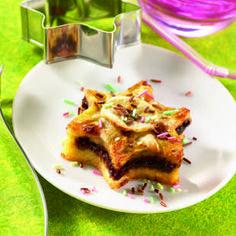 Recette de cuisine Tipiak - enfants : P'tite tarte banane - pâte à tartiner - couscous