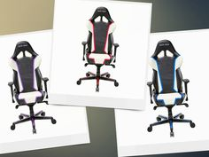 DXRacer Racing Chair RH110 Series.#playstation4 #gaming #instagaming #mario #online #xboxone