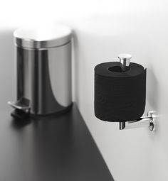 Vertical paper holder and waste bin. Architect collection by Cosmic. Designed by Cosmic Studio.