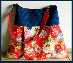 Daisy Mae Handbag PDF Sewing Pattern at PatternPile.com