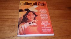 Calling All Girls February 1964 Chinese Style Party cover 1960s vintage magazine